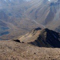 горы высокие :: Горный турист Иван Иванов