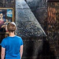 Театр теней :: Mikhail Khorev