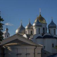 Софийский храм :: Олег Фролов