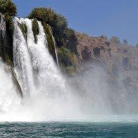 Водопад в Анталии :: Клара