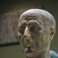 Голова римлянина, вторая половина I века :: Анатолий Бастунский