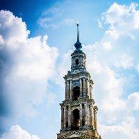 Колокольня Никольского собора :: Rassol Risk