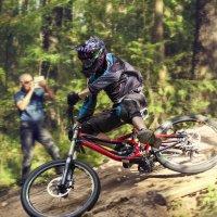 mini downhill competition Ижевск :: Вячеслав Ложкин