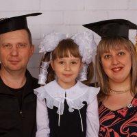 Семья поддержит :: Natalia Petrenko