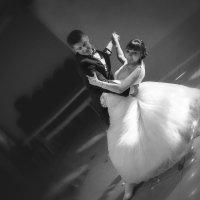 Первый танец :: Юлиана Филипцева
