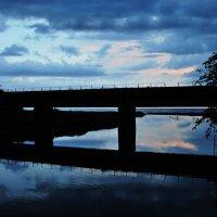 Старый жд мост :: Игорь Шпанкин