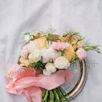 #свадебный букет#bridal bouquet :: Александра Авраменко