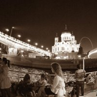Прогулка по Москве-реке. :: Alexey YakovLev