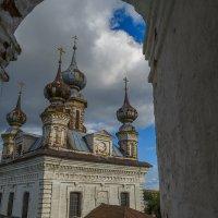 Выглянув в окно :: Сергей Цветков