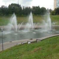 Фонтаны в парке :: Мила