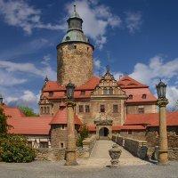 Замок  Чоха , Польша :: Priv Arter