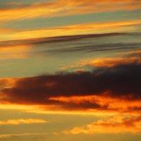 На закате.. :: Антонина Гугаева