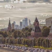 Москва :: Юрий Захаров