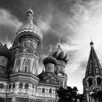 Прогулка по Москве :: Николай Велицкий