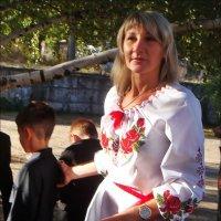 Первая учительница :: Нина Корешкова