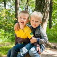 Детская дружба :: Anna Enikeeva