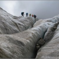 Ледник :: Николай Кувшинов