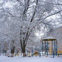 зимой в городе :: татьяна