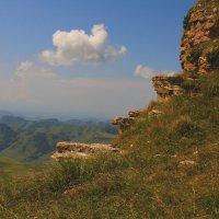 А горы всё выше, а горы всё круче... :: Vladimir 070549