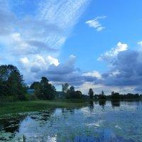 озеро :: Надя Попова