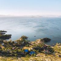 Берег Бухтарминского водохранилища :: Егор Балясов