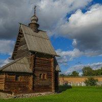 Георгиевская церковь,1718г. :: Сергей Цветков