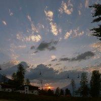 Закат в горах :: cfysx