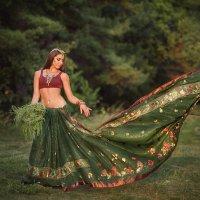Indian dance :: Олеся Еремеева