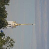 вторая по высоте в России колокольня. г. Шуя, Ивановская область :: Михаил Радин