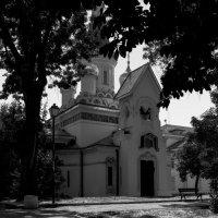 Вид на церковь :: Анастасия Елкина