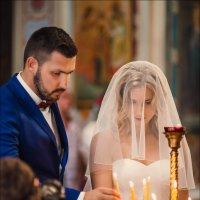 Ирина и Павел :: Алексей Латыш