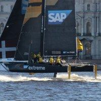 Регата Extreme sailing seriesРегата Extreme sailing series :: Вера Моисеева