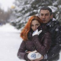 Елена и Александр :: Юлиана Филипцева
