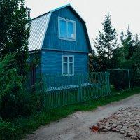 голубой домик :: Света Кондрашова