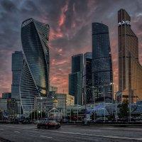 Москва-Сити :: Вячеслав Мишин