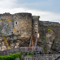 Развалины замка Аггштайн. Австрия :: Сергей Хомич