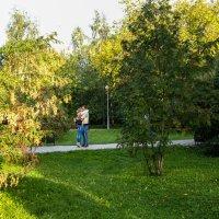 Подсмотрела в парке :: Natalia Petrenko