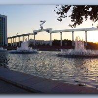 Самое сердце столицы Узбекистана-Ташкента...Преддверие площади Независимости! :: Людмила Богданова (Скачко)