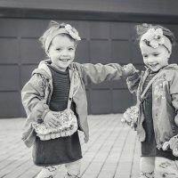 Крошки Маша и Даша :: Anna