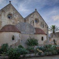 Монастырь Аркади,Крит :: Priv Arter