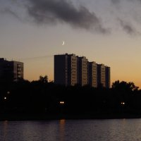 Светит месяц, светит ясный :: Андрей Лукьянов