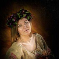 Девушка в винке :: Roman Sergeev