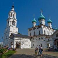 Толгский монастырь :: Сергей Цветков