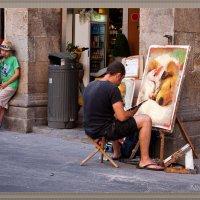 Уличное творчество :: Лидия (naum.lidiya)