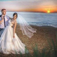 Свадьба Александра и Евгении :: Андрей Молчанов
