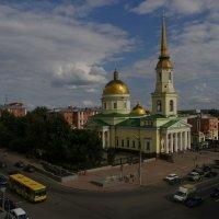 Центр города.  Ижевск – город в котором я живу! :: Владимир Максимов