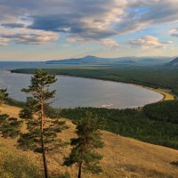 Байкалские вечера :: Александр