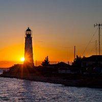 Тарханкутский маяк :: Serge N