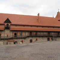 Замок в Тракае :: Оксана Кошелева