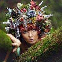 Forest fairy :: Татьяна Гнедько